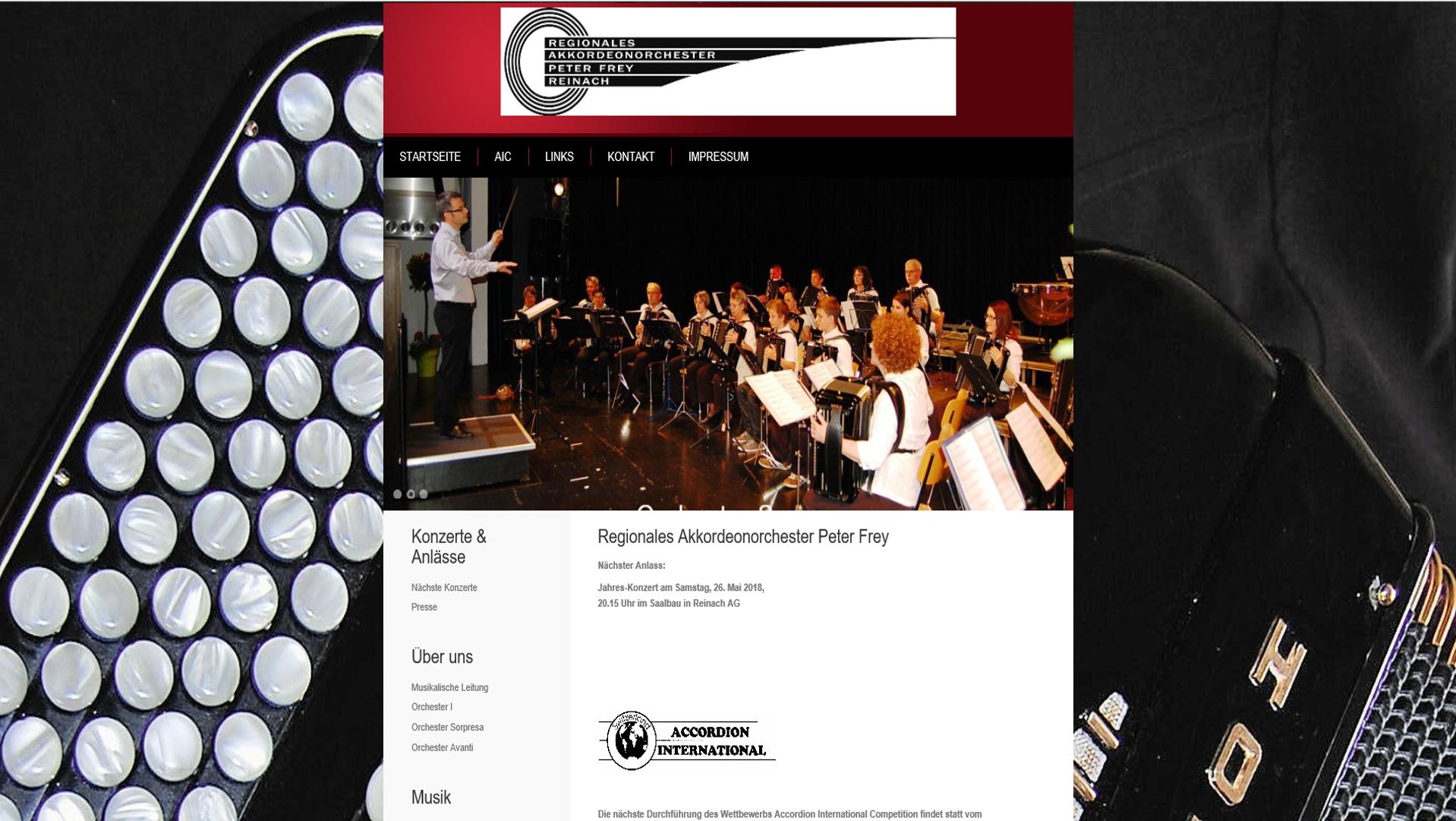 Akkordeon Orchester Reinach
